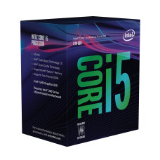 Intel Core i5-8600 processor 3.1 GHz Box 9 MB Smart Cache