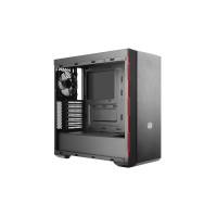 Cooler Master MasterBox MB600L Midi-Toren Zwart, Rood computerbehuizing