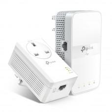 TP-LINK AV1000 Gigabit Passthrough Powerline ac Wi-Fi Kit