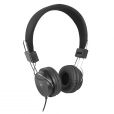 Ewent EW3573 headphones/headset Head-band 3.5 mm connector Black