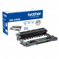 Brother DR-2400 printer drum 12000 pagina's Zwart