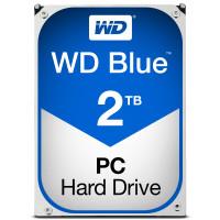 Western Digital Blue HDD 2000GB SATA III interne harde schijf