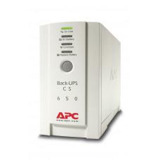 APC Back-UPS Standby (Offline) 650 VA 400 W 4 AC outlet(s)