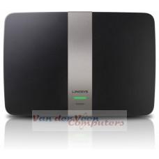 Linksys EA6200 Dual-band (2.4 GHz / 5 GHz) Gigabit Ethernet Zwart, Grijs draadloze router