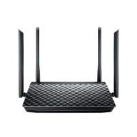 ASUS RT-AC1200G+ Dual-band (2.4 GHz / 5 GHz) Gigabit Ethernet Zwart draadloze router