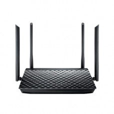ASUS RT-AC1200G+ Dual-band (2.4 GHz / 5 GHz) Gigabit Ethernet Zwart draadloze router