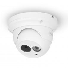 Eminent EM6360 bewakingscamera IP-beveiligingscamera Buiten Dome Wit 1280 x 720 Pixels