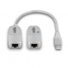 Eminent AB2060 network extender Network transmitter & receiver Silver