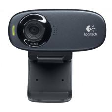 Logitech C310 5MP 1280 x 720Pixels USB Zwart webcam