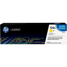 HP 125A Original Yellow 1 pc(s)