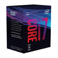 Intel Core ® ™ i7-8700 Processor (12M Cache, up to 4.60 GHz) 3.2GHz 12MB Smart Cache Box