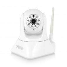 Eminent CamLine Pro IP-beveiligingscamera Binnen Bolvormig Wit 1920 x 1080 Pixels