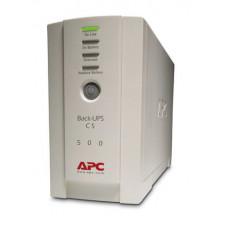 APC Back-UPS Standby (Offline) 500 VA 300 W 4 AC outlet(s)