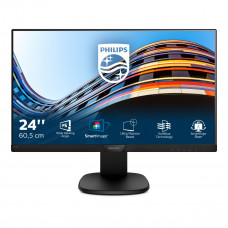 Philips S Line LCD monitor with SoftBlue Technology 243S7EHMB/00