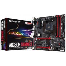 Gigabyte GA-AB350M-Gaming 3 motherboard Socket AM4 Micro ATX AMD B350