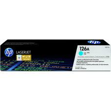 HP 126A Original Cyan 1 pc(s)